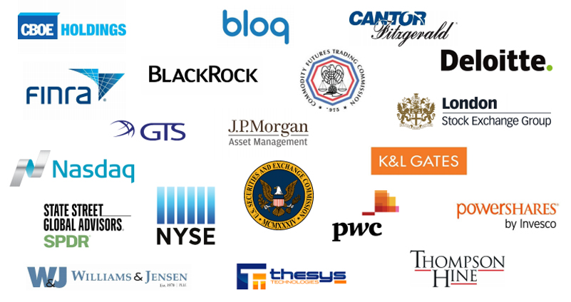 Financial Markets Quality Conference sponsors