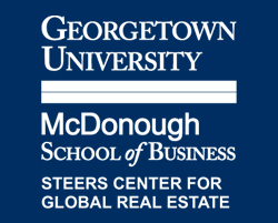 Georgetown University McDonough School of Business logo