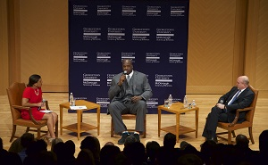 Shaquille O'Neal Speak at Diversity Dialogue Conference