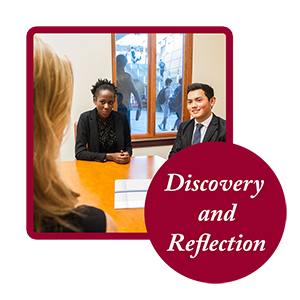 Discovery and Reflection